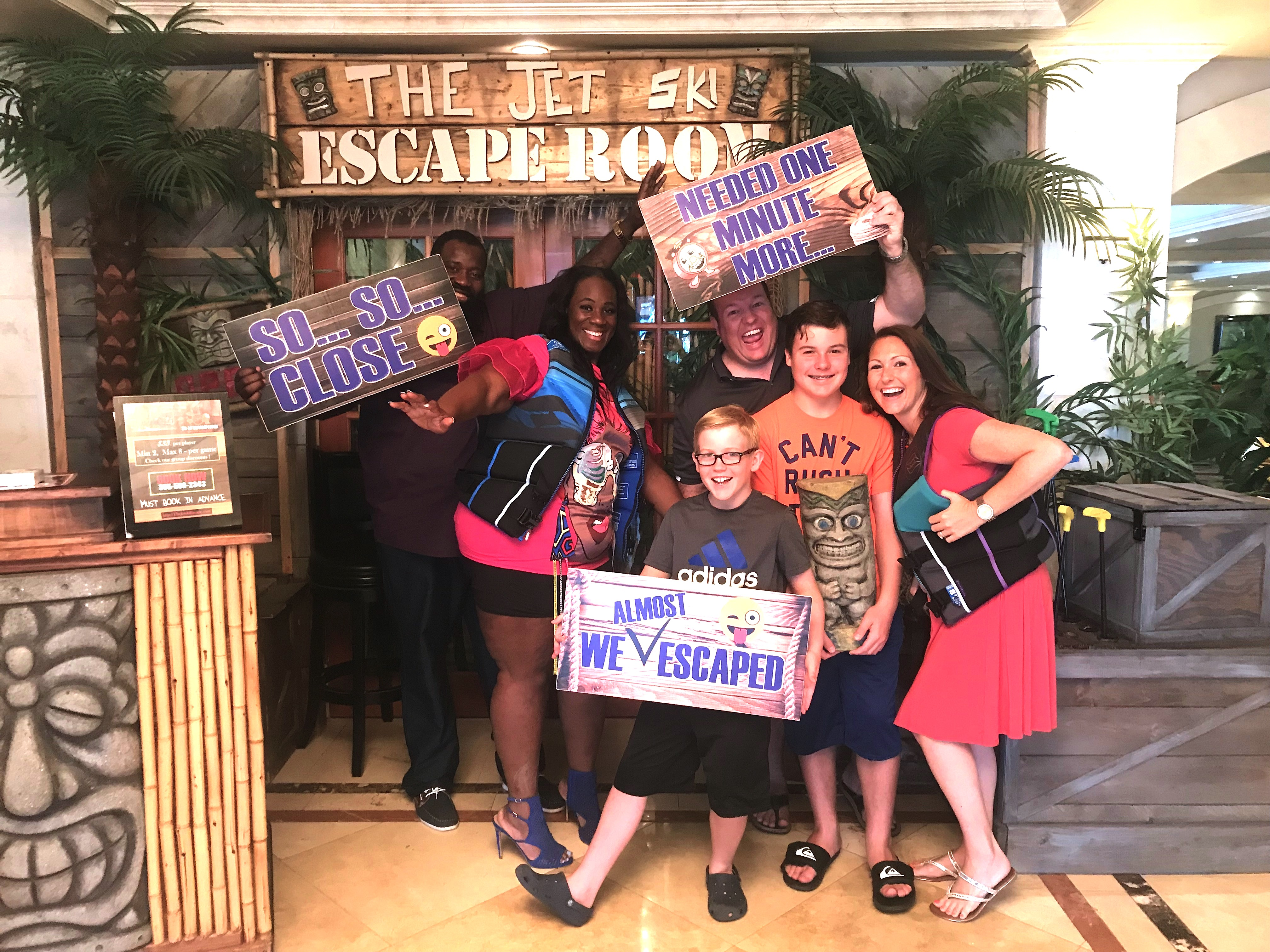 6a166bc0d The Jet Ski Escape Room In Fort Lauderdale